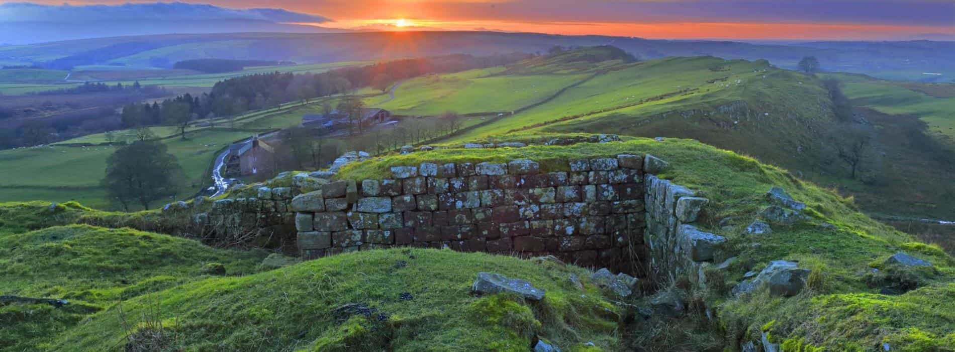Hadrian S Wall: Official Visitor Information