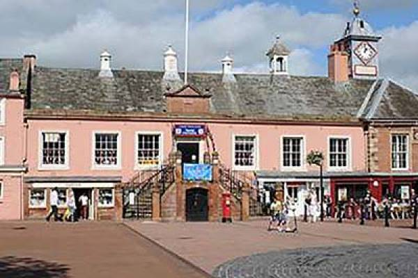Carlisle Tourist Information Centre