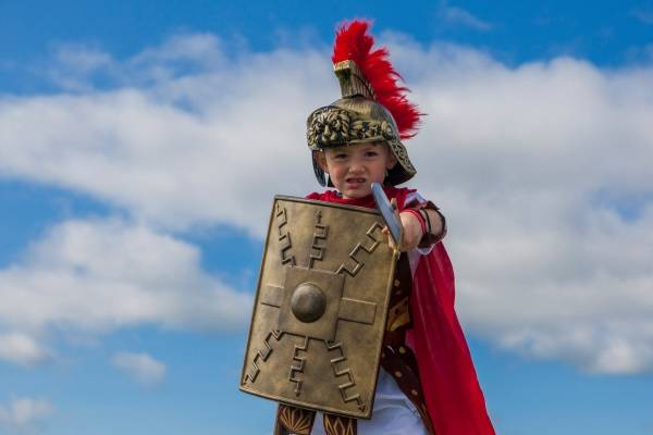 Roman Quest at Chesters Roman Fort