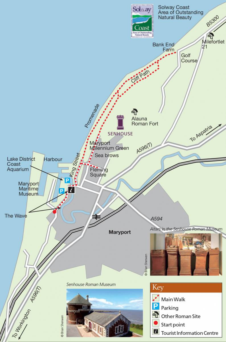 Roman Maryport and the Smugglers' Route | Visit Hadrian's Wall