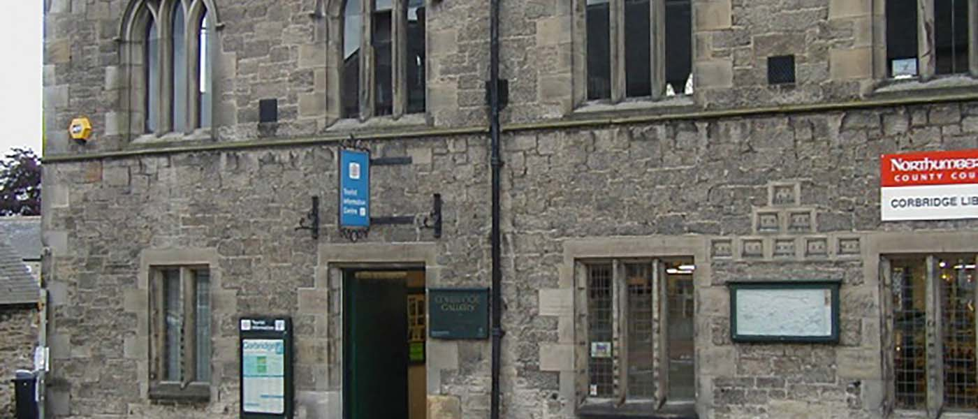 Corbridge Tourist Information Centre