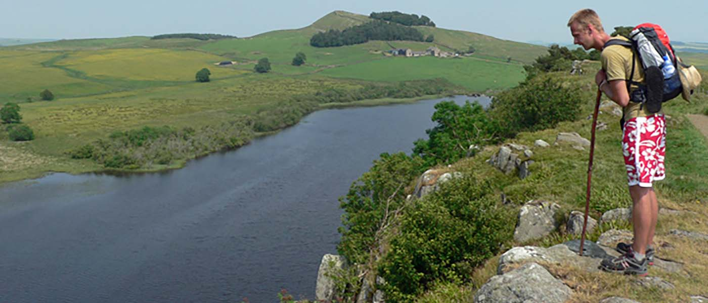 Hadrian's Wall Walking Holidays & Baggage Transfer