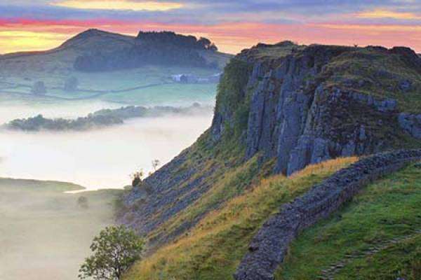 hadrian�s wall the facts visit hadrians wall