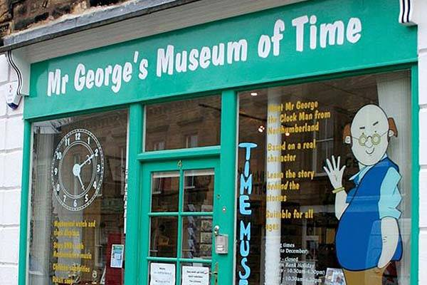 Mr George's Museum of Time