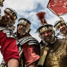 Birdoswald Clash of Romans.jpg